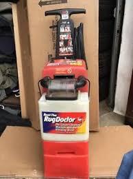 Rug Shampoo Machines Rug Doctor Ez 1 Mp R2d Upright Professional Carpet Cleaner