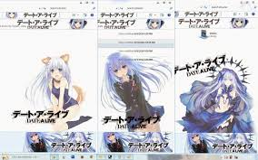 live themes for windows 8 1 download win 7 tobiichi origami date a live