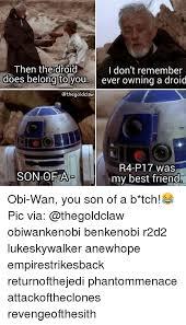 R2d2 Memes - 25 best memes about r2d2 r2d2 memes