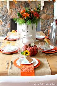 13 pretty thanksgiving tablescape ideas