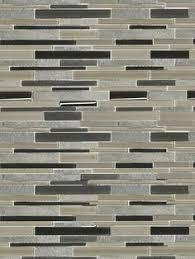 Brown Gray Metal Slate Backsplash by Brown Gray Tones On The Slate Brick Backsplash Tile Slate