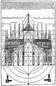 milan cathedral floor plan cathedral plan and dc map