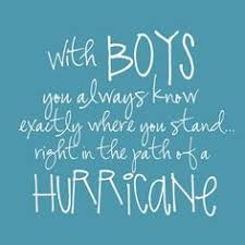 this is true i only one boy but boy does he make worth