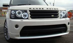 custom land rover lr3 land rover led lights headlights u0026 tail lights u2014 fancygens