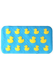 Yellow Duck Bath Rug Non Slip Bath Mat For Baby Toddler Children