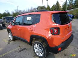 jeep renegade interior orange omaha orange 2016 jeep renegade latitude 4x4 exterior photo