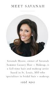 makeup classes st louis makeup artist st louis savanah summer luxury hair makeup