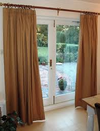 Kitchen Door Curtain by French Door Curtain Ideas Home Design Ideas And Pictures
