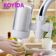 accessoire robinet cuisine koyida robinet filtre à eau avec filtre céramique purificateur d eau