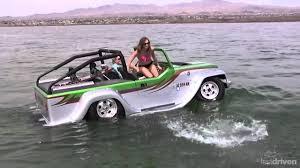 water jeep watercar panther amphibious jeep