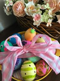 Decorating Easter Eggs With Nail Polish by No Such Thing As A Bad Easter Egg Hunt U2014 Blissful Ruckus