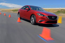 mazda sedan cars skyactiv vehicle dynamics introducing g vectoring control