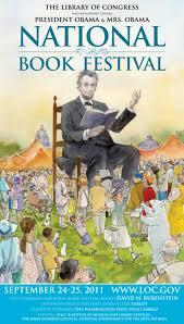 national book festival cartoon friendly