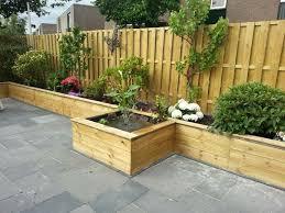 Raised Gardens Ideas Raised Garden Borders Autour