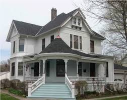 wrap around front porch enclosed farmhouse front porch porch and landscape ideas