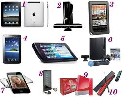 electronic gadgets top 10 gifts for tech