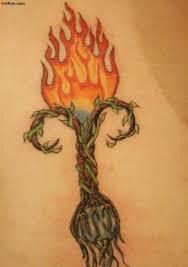 amazing aries zodiac symbol and fire tattoo design golfian com