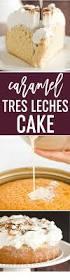 caramel tres leches cake recipe
