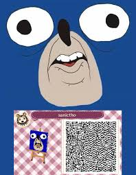 Meme Qr Code - animal crossing qr code sanic by vidimus78 on deviantart