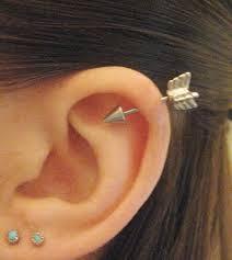 helix earing 5 ear piercing ideas fmag