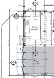 Post And Beam Floor Plans Post And Beam Kitchens With Floor Plans That Work Yankee Barn Homes