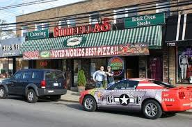 pizza mustang staten island s goodfellas pizza opening wood fired pizza
