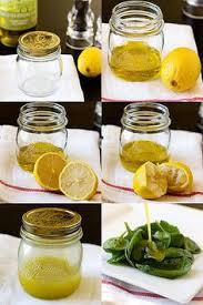 apple cider vinegar salad dressing with olive oil acv mustard