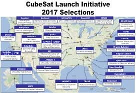 U Of M Map Nasa Announces Eighth Class Of Candidates For Launch Of Cubesat