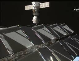 space station crew reparks soyuz spacecraft spaceflight insider