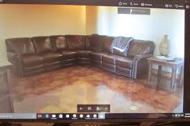 arranging furniture and decorating a 19 foot long by 14 foot wide