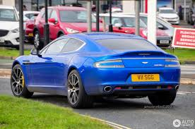Aston Martin Rapide S 10 February 2017 Autogespot