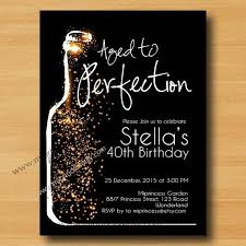 best 25 40th birthday invitations ideas on 40