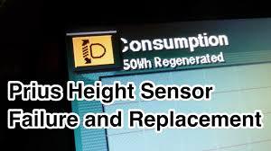lexus ls430 p0420 toyota prius height sensor replacement youtube