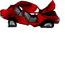animated wrecked car crashing tasithoughts weblog