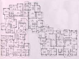 40 6 bedroom mansion floor plans floor plans blueprints 6 bedroom
