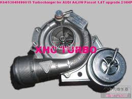 audi a4 turbo upgrade k04 53049880015 turbocharger for audi a4 volkswage vw passat 1 8t