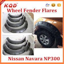 nissan frontier fender flares fit for np300 navara fender flares black fender flares for