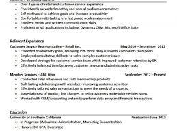 Crew Member Job Description Resume Customer Service Job Description For Resume Resume Template And