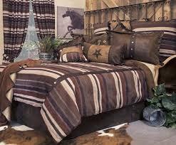 Cabin Bed Sets Cabin Bedding Old West Stripe The Cabin Shack