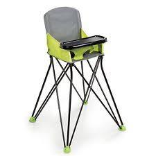folding high chair ebay