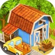 download game farm village mod apk revdl download farm town happy city day story mod infinite coins gems