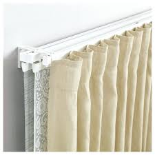 Curtains Without Rods Where To Hang Curtain Rods Hanging Curtain Rods Into Plaster Walls