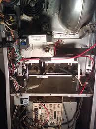 carrier model 58sta070 12 flashing code 33 limit circuit