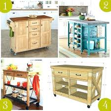 rolling island for kitchen rolling kitchen island cart buy a handmade kitchen island cart