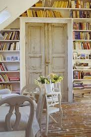 French Country Bookshelf Country Library With Built In Bookshelf U0026 Skylight Zillow Digs