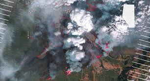 Alberta Wildfire Zones by Please Get Us Out U201d U2014 Hothouse Wildfire Threatens To Engulf Tar