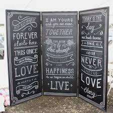wedding backdrop board diy chalkboard wedding backdrop daveyard 319fcdf271f2