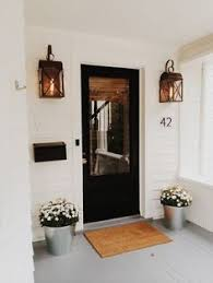 Outside Entryway Decor Modern Cottage Style In Connecticut Modern Cottage Style Black