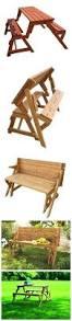 Folding Picnic Table To Bench Convertible Garden Bench To Picnic Table U2013 Exhort Me