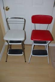 Step Stool Chair Combination Padded Step Stools Foter